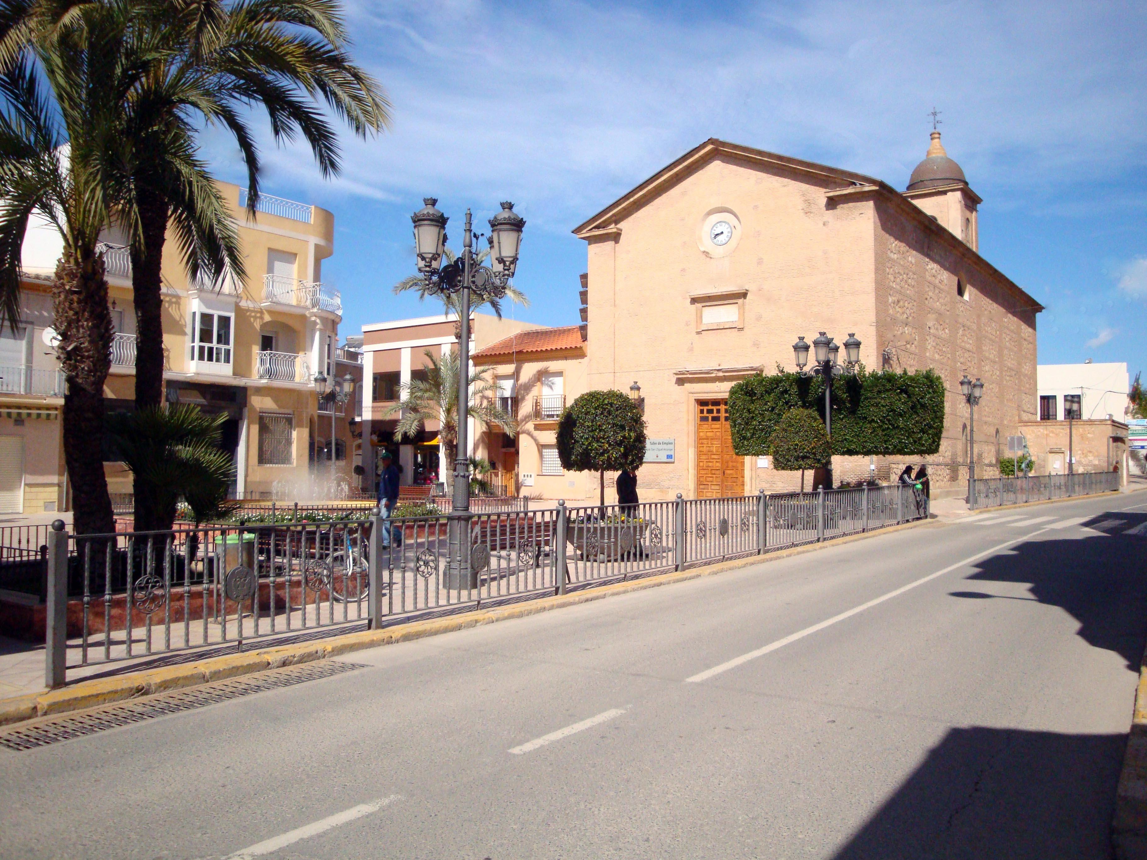 Iglesia de Pulpi