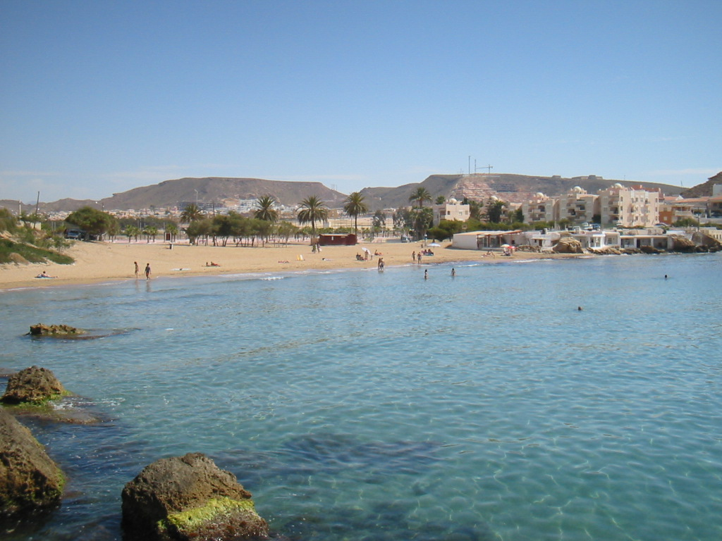Playa de Los Cocedores