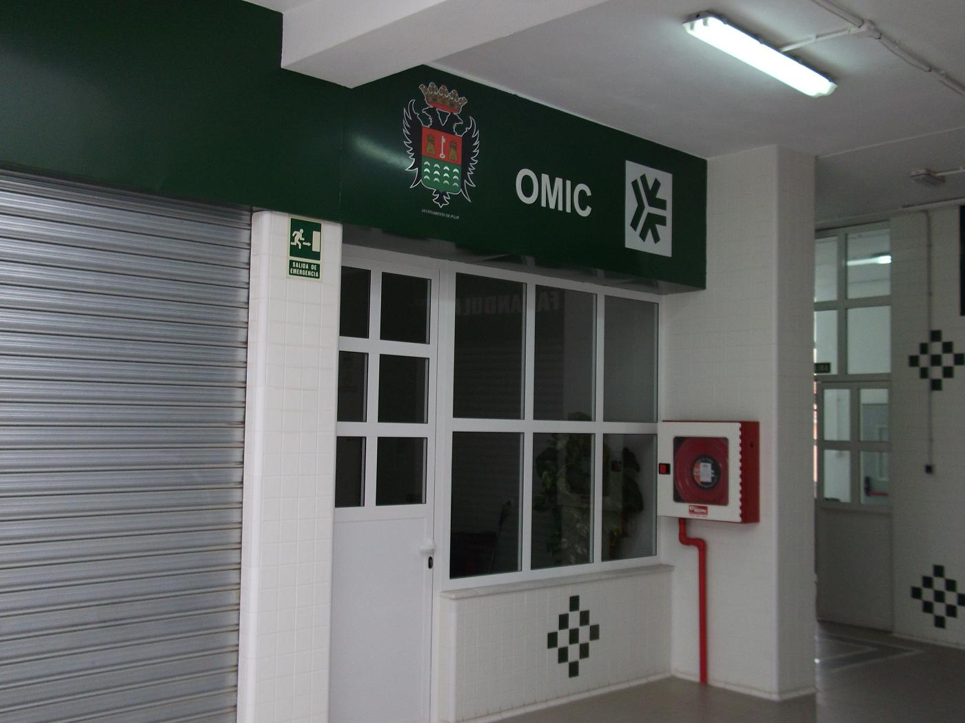 Oficina municipal de informacion al consumidor web for Oficina omic